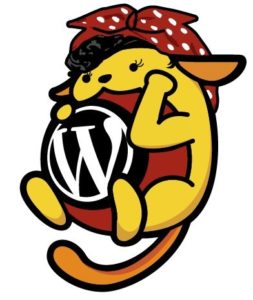 Rosie the Wapuu